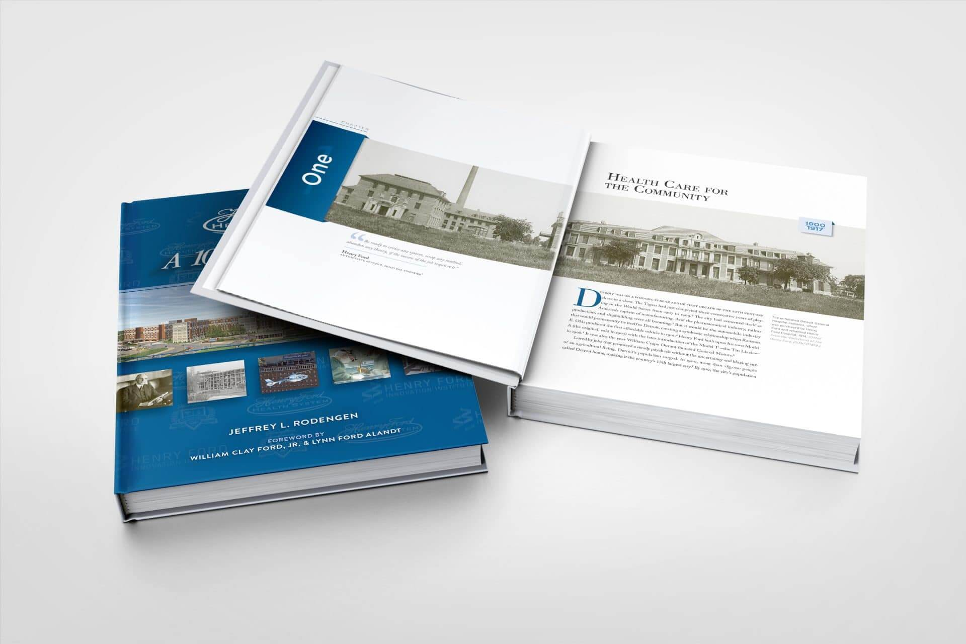 corporate history and anniversary book