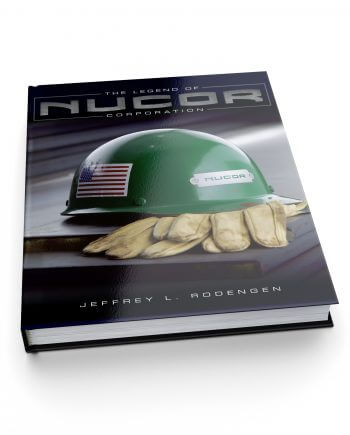 Nucor 350x435 Steel And Manufacturing